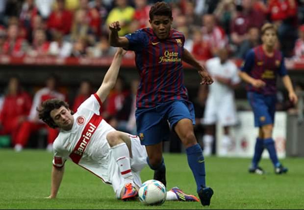 Jonathan dos Santos, convocado para las Semis de Champions