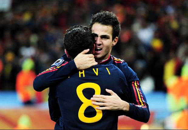Spain's 2-1 defeat to Italy shows importance of Xavi & why Cesc Fabregas is seen as his ready-made replacement for Barcelona & the national team