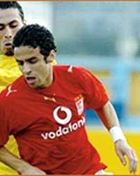 Ahmed Shedid, Egypt International