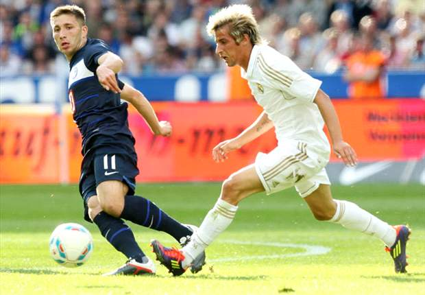 TEAM NEWS: Fabio Coentrao Starts In Midfield For Real Madrid Against Zaragoza