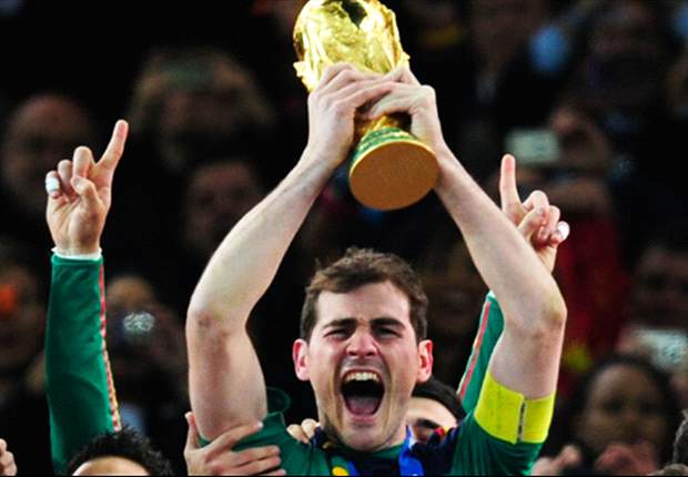 Spain are the favourites to win Euro 2012 - Iker Casillas