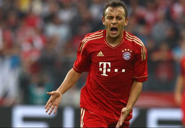FC Bayern: Nach Verletzung will Rafinha am ersten Spieltag fit sein