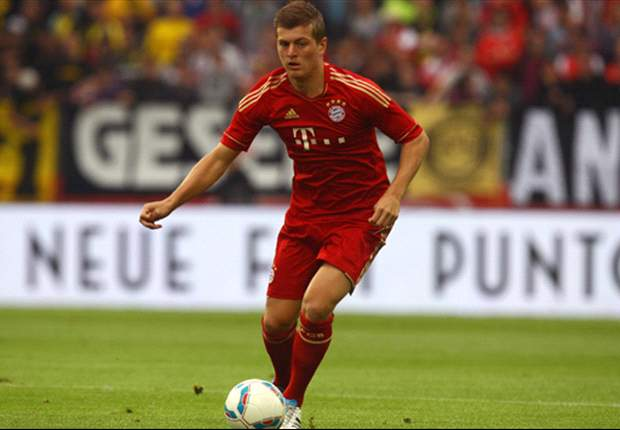 Toni Kroos: Bayern Munich will have tailwind going into Lille match