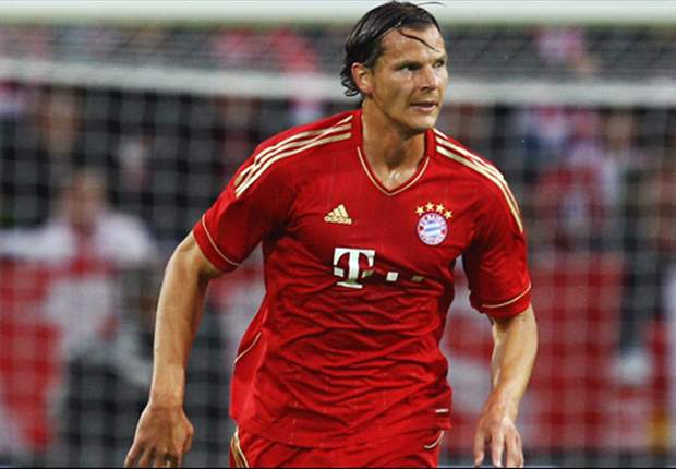 Arsenal are one of the best teams in Europe, says Bayern's Van Buyten