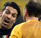 As derrotas da Juventus nesta temporada