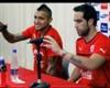 Bravo: Vidal wird erfolgreich sein