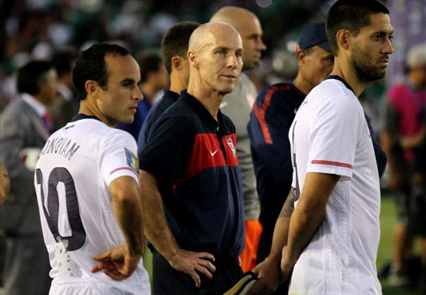 Fulham forward Clint Dempsey 'sad' to see Bob Bradley sacked as USA coach