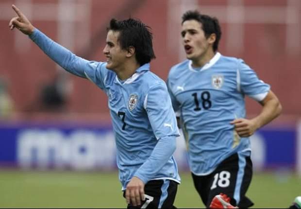Mundial Sub-20: Uruguay empata con Nueva Zelanda (1-1)