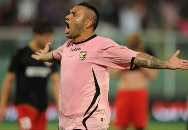 'We could not have wished for a better start' - Palermo's Fabrizio Miccoli reviews stellar 4-3 win over Inter