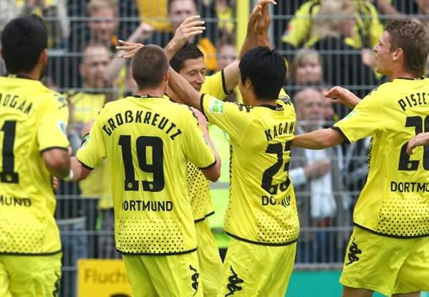 Bundesliga Preview: Borussia Dortmund - Hamburg