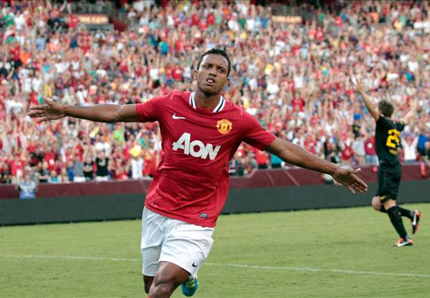 Manchester United's Nani: Manchester City Face A 'Big Problem' If Carlos Tevez Goes