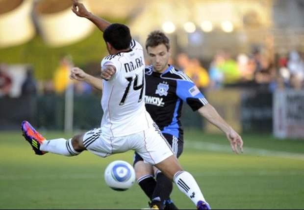 San Jose Earthquakes 0-2 D.C. United: 'Quakes winless in nine