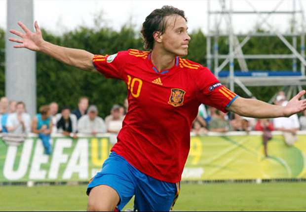 Sergio Canales has suffered another hamstring injury for Spain