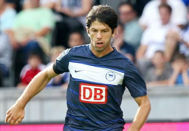 Kapitän Kobiashvili fällt auch auf Schalke aus - Fehlen Hertha die Typen?