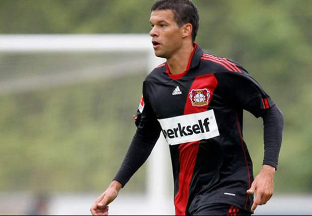 Michael Ballack's Agent: Major League Soccer is a possibility for the Bayer Leverkusen midfielder