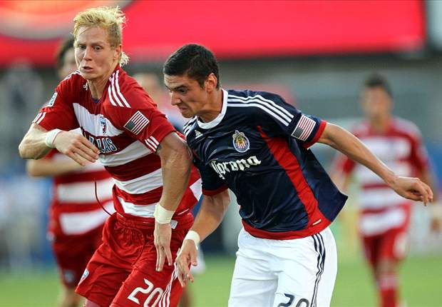 FC Dallas 1-0 Chivas USA: Marvin Chávez scores lone goal as Dallas inches closer to first