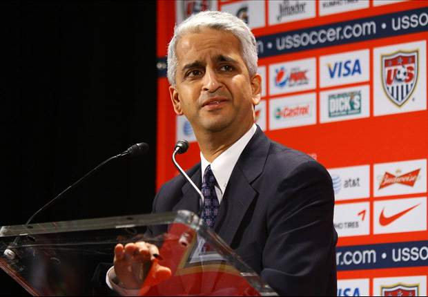 Alex Labidou: Five points from Sunil Gulati's FIFA Executive Committee conference call