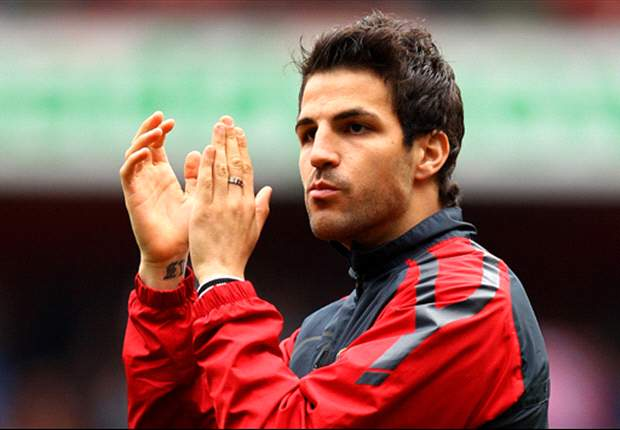 Cesc Fabregas could make Barcelona debut in Supercopa second leg on Wednesday