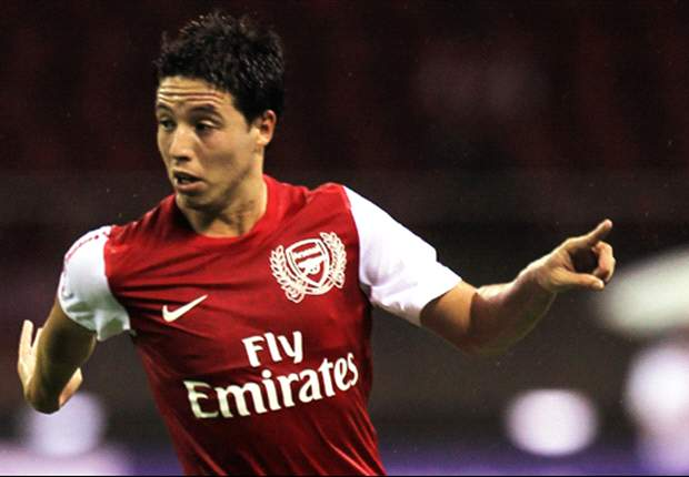 TEAM NEWS: Samir Nasri starts for Arsenal as Luis Suarez drops to bench for Liverpool for Premier League clash