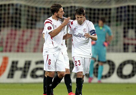 Betting: Malaga - Sevilla