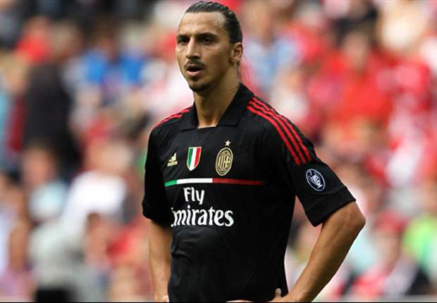 AC Milan's Zlatan Ibrahimovic Match Fit For Serie A Opener Against Cagliari