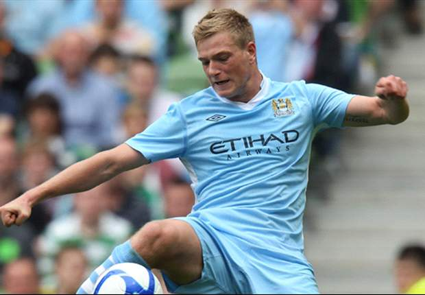 Official: Manchester City striker John Guidetti joins Feyenoord on season-long loan