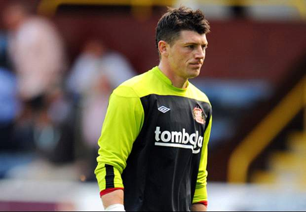 Keiren Westwood aims to be Sunderland number one