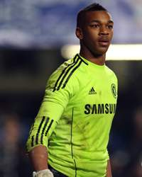 Jamal Blackman Player Profile