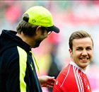 Gotze crying out for Klopp reunion