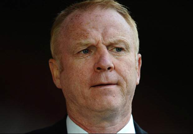 Alex McLeish unconcerned by lack of transfer spending at Aston Villa