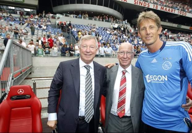 Legends: Edwin Van Der Sar