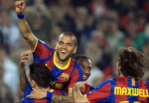 Top 50 Goal.com - Daniel Alves (20)