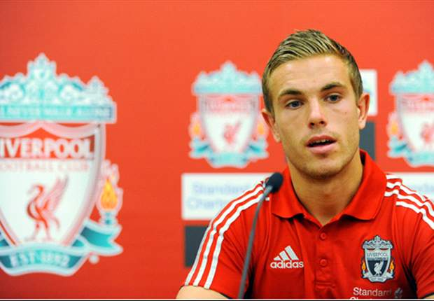 Liverpool midfielder Jordan Henderson targeting Wembley as Reds look to end 16-year wait