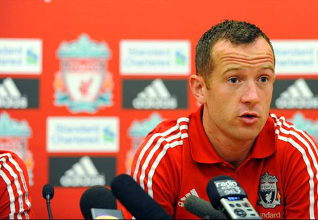 I am not here to replace Xabi Alonso – Liverpool's Charlie Adam