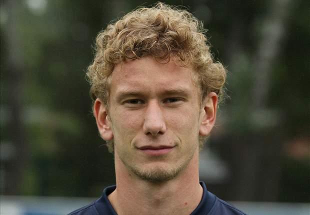 Fabian Lustenberger bleibt bis 2017 bei Hertha BSC