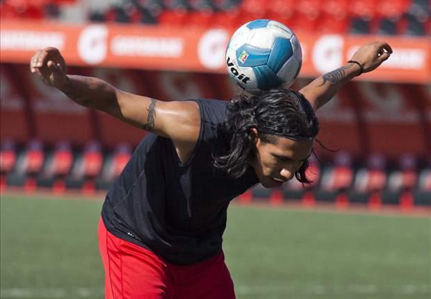 Moreno, en su etapa con los Xolos de Tijuana