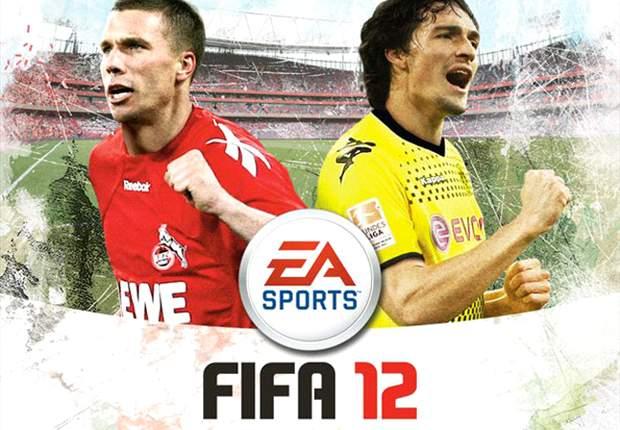 FIFA 12: EA simuliert das Duell zwischen Dortmund und Bremen
