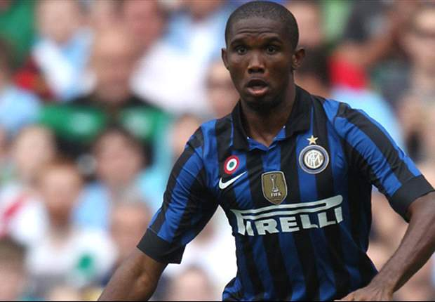 Samuel Eto'o move from Inter to Anzhi Makhachkala is almost done - agent