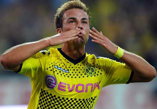Borussia Dortmund's Mario Gotze refuses to rule out Real Madrid move