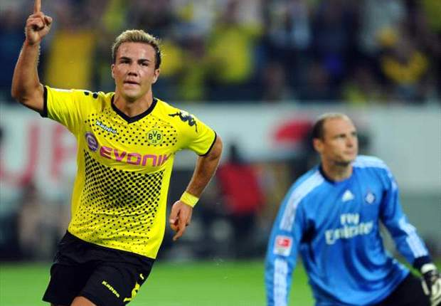Borussia Dortmund 3-1 Hamburg: Gotze & Grosskreutz Star As Hosts Begin Title Defence On A High Note