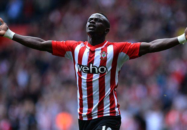 Southampton 6-1 Aston Villa: Mane hat-trick stuns Sherwood