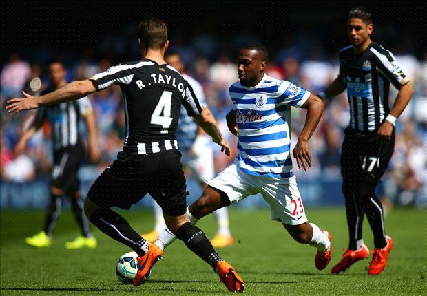 QPR 2-1 Newcastle: Fer stunner keeps Carver in deep trouble
