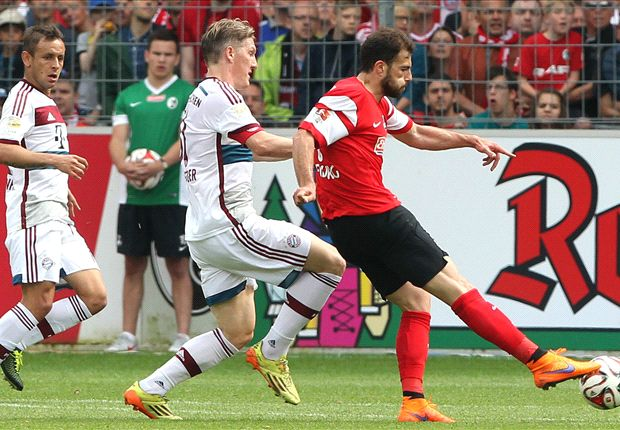 Freiburg 2-1 Bayern Munich: Petersen bags priceless winner against champions
