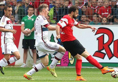 Match Report: Freiburg 2-1 Bayern