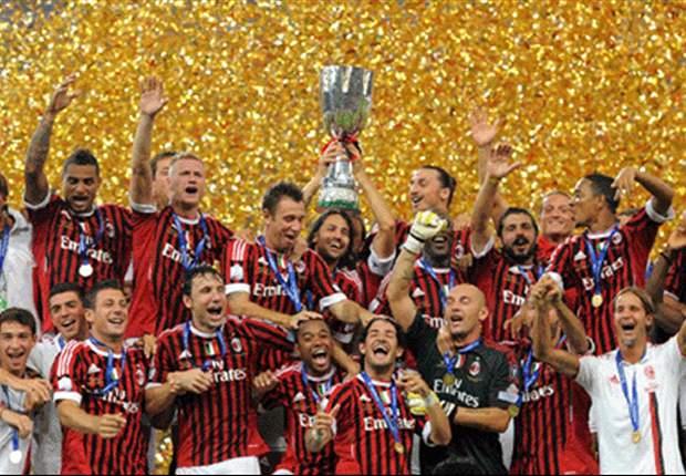 Zlatan Ibrahimovic: AC Milan have a winning mentality