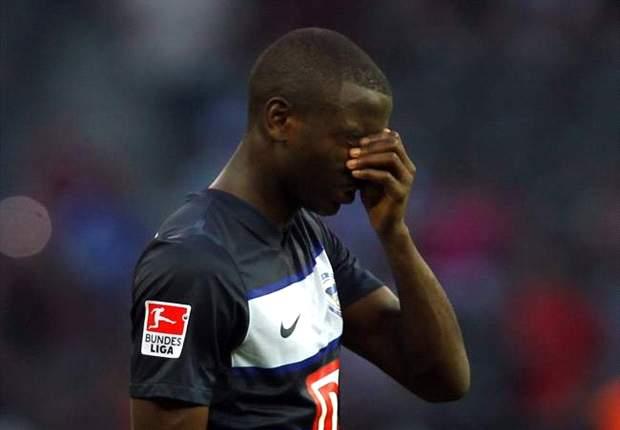 Gegen den 1. FC Nürnberg: Hertha BSC vergeigt das Bundesliga-Comeback