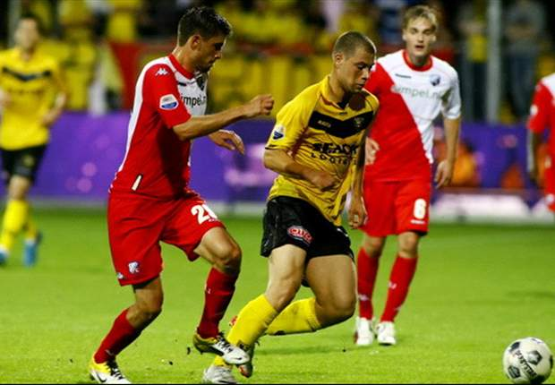 VVV en FC Utrecht delen de punten