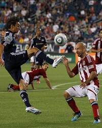 Diego Fagundez Player Profile