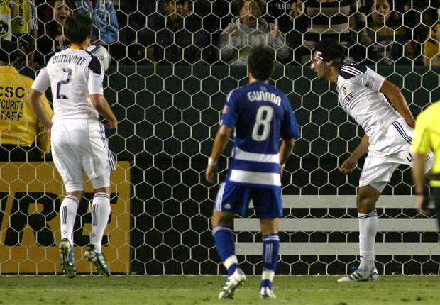 LA Galaxy 3-1 FC Dallas: Galaxy continue to sit alone atop MLS table