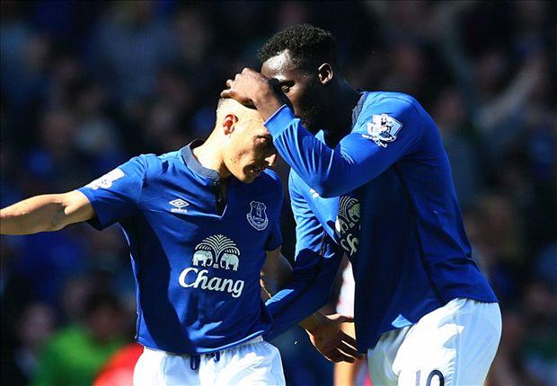 West Ham 1-2 Everton: Lukaku snatches late winner